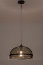 Hanglamp 74180: sale, zwart #2