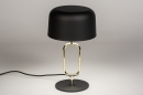 Tafellamp 74186: sale, modern, eigentijds klassiek, messing #1