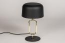 Tafellamp 74186: sale, modern, eigentijds klassiek, messing #3