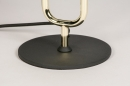 Tafellamp 74186: sale, modern, eigentijds klassiek, messing #6