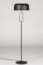 Vloerlamp 74187: sale, modern, eigentijds klassiek, messing #3