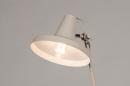 Vloerlamp 74188: metaal, grijs, zand #4
