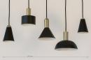 Hanglamp 74190: landelijk, rustiek, modern, eigentijds klassiek #1