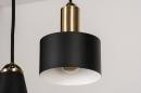Hanglamp 74190: landelijk, rustiek, modern, eigentijds klassiek #12