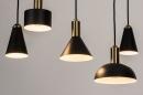 Hanglamp 74190: landelijk, rustiek, modern, eigentijds klassiek #2