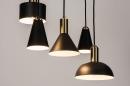 Hanglamp 74190: landelijk, rustiek, modern, eigentijds klassiek #3