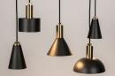 Hanglamp 74190: landelijk, rustiek, modern, eigentijds klassiek #4