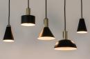Hanglamp 74190: landelijk, rustiek, modern, eigentijds klassiek #5