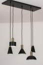 Hanglamp 74190: landelijk, rustiek, modern, eigentijds klassiek #6