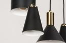 Hanglamp 74190: landelijk, rustiek, modern, eigentijds klassiek #9