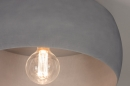 Plafondlamp 74200: industrie, look, modern, stoer #5