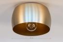 Plafondlamp 74203: landelijk, rustiek, modern, klassiek #1