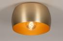 Plafondlamp 74203: landelijk, rustiek, modern, klassiek #3
