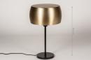 Tafellamp 74204: landelijk, rustiek, modern, klassiek #1