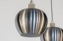 Hanglamp 74205: modern, aluminium, metaal, goud #11