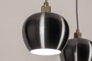 Hanglamp 74205: modern, aluminium, metaal, goud #12