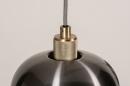 Hanglamp 74205: modern, aluminium, metaal, goud #13