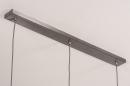Hanglamp 74205: modern, aluminium, metaal, goud #14