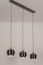 Hanglamp 74205: modern, aluminium, metaal, goud #3