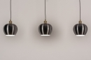 Hanglamp 74205: modern, aluminium, metaal, goud #6
