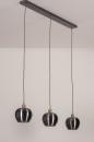 Hanglamp 74205: modern, aluminium, metaal, goud #8