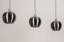 Hanglamp 74205: modern, aluminium, metaal, goud #9