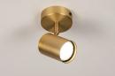Plafondlamp 74209: landelijk, rustiek, modern, klassiek #2