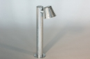 Vloerlamp 74213: sale, design, modern, gegalvaniseerd staal thermisch verzinkt #5