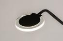 Vloerlamp 74216: modern, kunststof, acrylaat kunststofglas, metaal #10