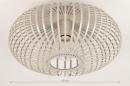 Plafondlamp 74222: landelijk, rustiek, modern, retro #1