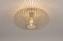Plafondlamp 74222: landelijk, rustiek, modern, retro #2