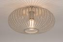 Plafondlamp 74222: landelijk, rustiek, modern, retro #4