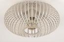 Plafondlamp 74222: landelijk, rustiek, modern, retro #5