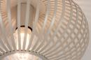Plafondlamp 74223: modern, retro, metaal, beige #6