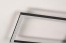 Plafondlamp 74229: design, modern, metaal, zwart #10