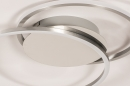 Plafondlamp 74231: design, modern, aluminium, metaal #8
