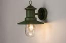 Buitenlamp 74241: landelijk, rustiek, eigentijds klassiek, metaal #3