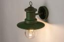 Buitenlamp 74241: landelijk, rustiek, eigentijds klassiek, metaal #4