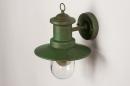 Buitenlamp 74241: landelijk, rustiek, eigentijds klassiek, metaal #6
