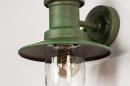 Buitenlamp 74241: landelijk, rustiek, eigentijds klassiek, metaal #7
