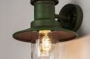 Buitenlamp 74241: landelijk, rustiek, eigentijds klassiek, metaal #8