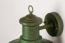 Buitenlamp 74241: landelijk, rustiek, eigentijds klassiek, metaal #9