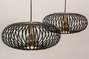 Hanglamp 74246: industrie, look, landelijk, rustiek #11