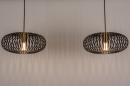 Hanglamp 74246: industrie, look, landelijk, rustiek #7