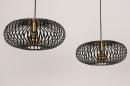 Hanglamp 74246: industrie, look, landelijk, rustiek #9