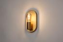 Wandlamp 74254: modern, klassiek, eigentijds klassiek, art deco #2