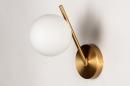 Wandlamp 74259: modern, klassiek, eigentijds klassiek, art deco #1