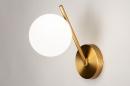 Wandlamp 74259: modern, klassiek, eigentijds klassiek, art deco #2