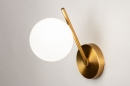 Wandlamp 74259: modern, klassiek, eigentijds klassiek, art deco #3