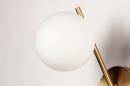 Wandlamp 74259: modern, klassiek, eigentijds klassiek, art deco #5